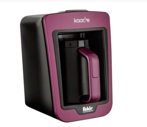 Fakir Kaave Automatic Turkish Coffee Machine Kaffeekocher Coffee Purple