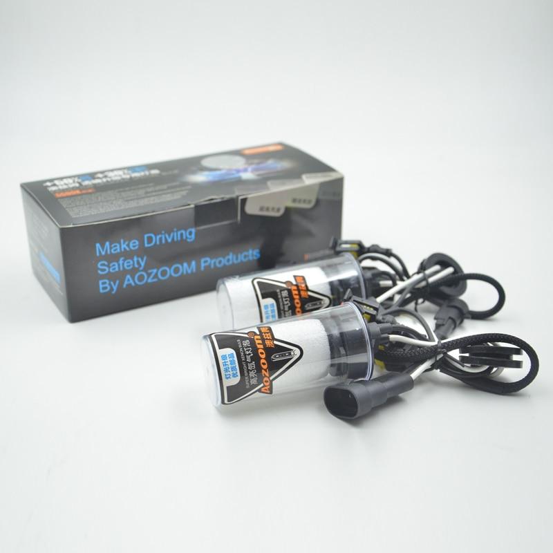 Ford Grand C-MAX 100 W Super Blanc XENON HID Low Dip//DEL Côté Ampoules Set