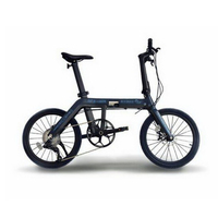 180810/City Folding Tide Cycling / City Intelligent Anti theft Commuter Bikes/Aluminum alloy spoke wheel