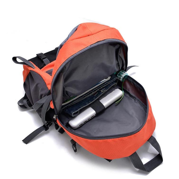 2018 FJUN 40L Outdoor Sport Bags Waterproof Nylon Hiking Backpacks Mountaineering Travel Bag Camping Backpack For Men Women