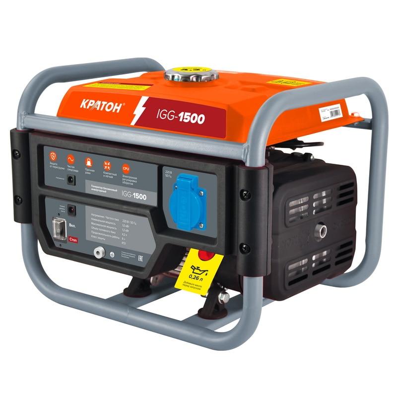 Generator gasoline inverter KRATON IGG-1500 gtr17 generator control automatic start generator controller gtr 17