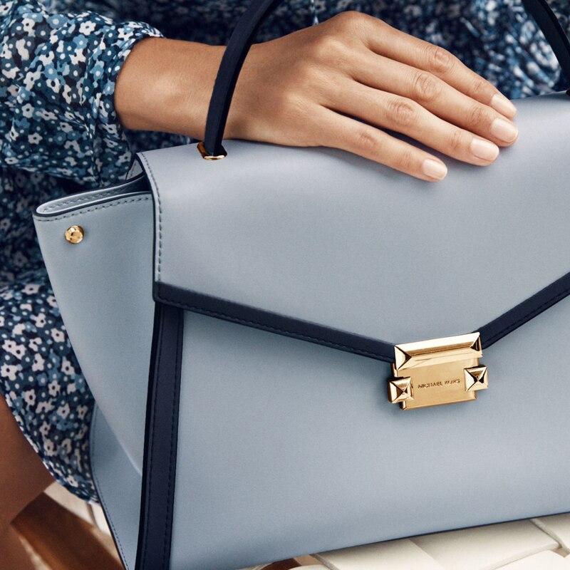 631a0dcec879 FSO- Michael kors Official MK Women shoulder Bag Fashion Women hand bag  Handbags Whitney Medium Leather Satchel