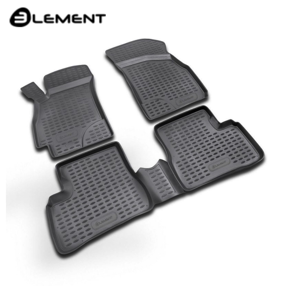 For Hyundai Accent 2000-2005 floor mats into saloon 4 pcs/set Element NLC2006210K классическое световое оборудование imlight accent 2000 f