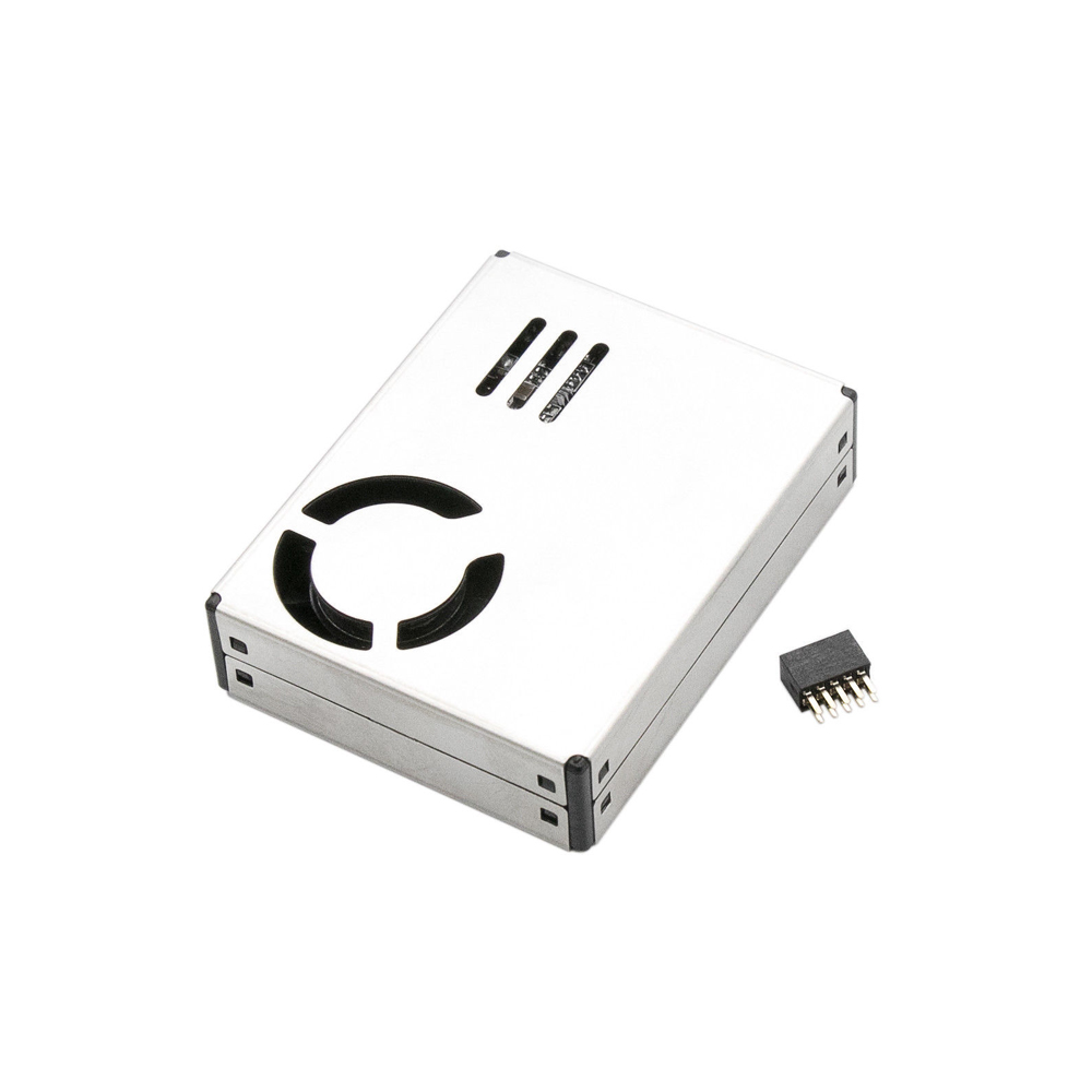 PMS7003M High Precision Laser Dust Sensor Module PM2.5 PM10 + Cable for Arduino line hunting sensor module for arduino works with official arduino boards