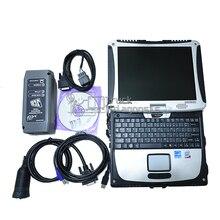Outil de scanner de diagnostic pour ordinateur portable CF52 + + jcb, kit complet de pièces de rechange