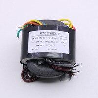 R26 90 40VA Audio R type Transformer Primary: 0 115vx2 Secondary: 0 165V (0.1A) 0 9V X2 (1A) 40W For Amplifier DAC