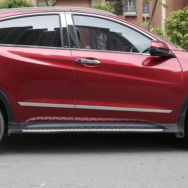 Door Body exterior promote automovil automobile modification decoration car styling accessories accessory FOR Honda Vezel