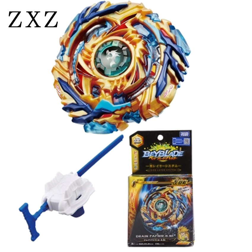Beyblade Burst Starter Zeno Excalibur B-71 B-73 B-74 B-75 B-79 B85 B-97 B-100 With Launcher And Retail Box Gifts For Kids