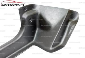 Image 5 - מגן מכסה עבור רנו/Dacia הדאסטר 2010 2017 של ציפוי פנימי ABS פלסטיק לקצץ אביזרי הגנה של שטיח סטיילינג