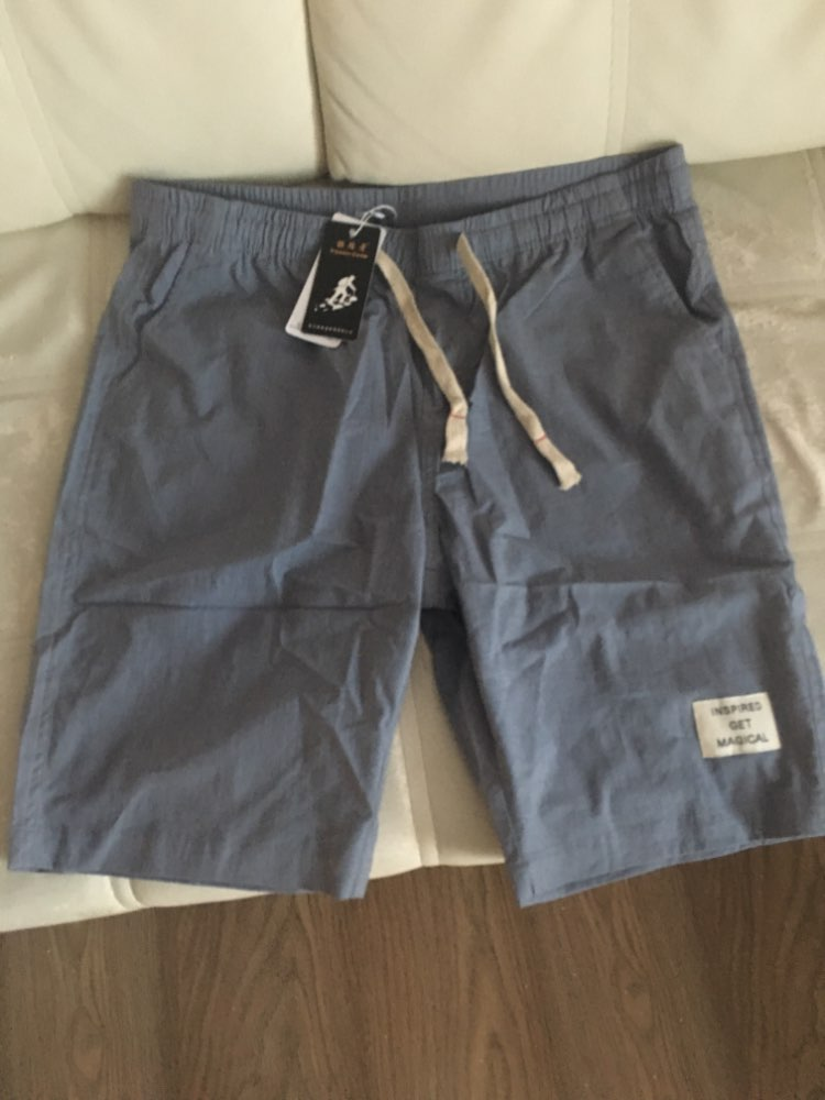 Pioneer Camp solid casual shorts men brand-clothing simple summer cotton shorts male quality stretch bermuda short ADK803145