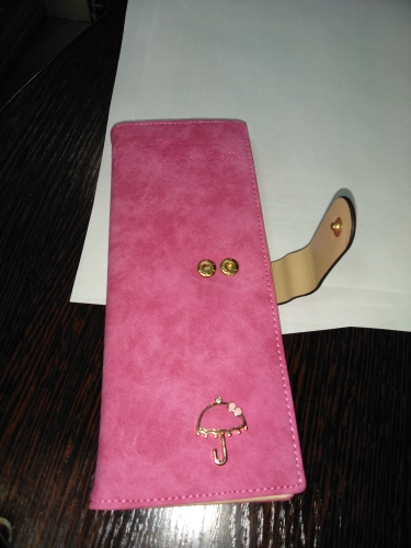 55 card holders luxury fashion women long leather famous brand  carteira feminina 49 photo review