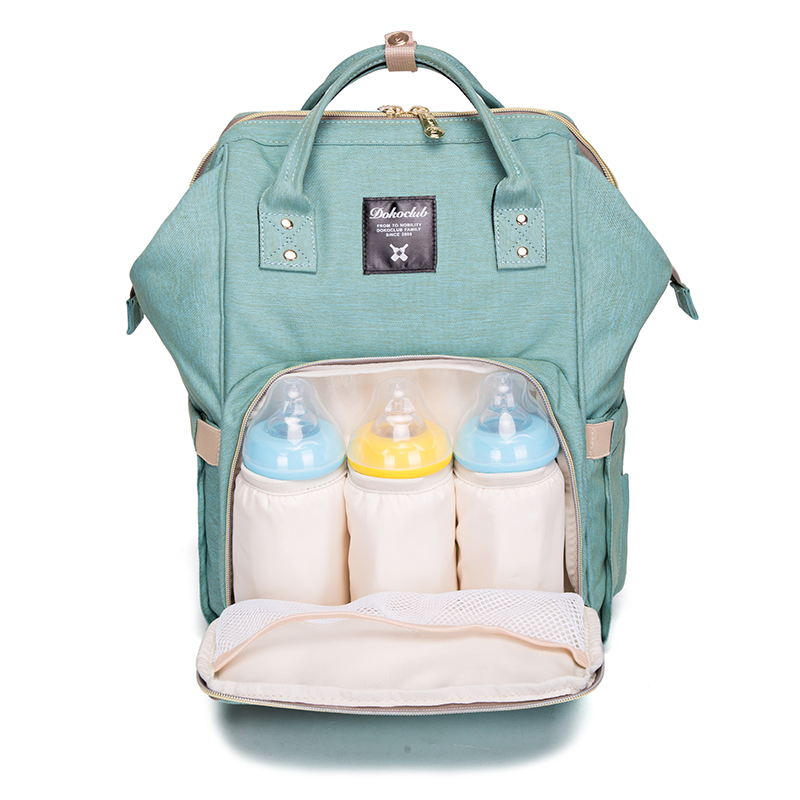 Fashion Mummy Maternity multi-function large Nappy Brand Large Capacity Travel Backpack Desinger Nursing bag for Baby Care