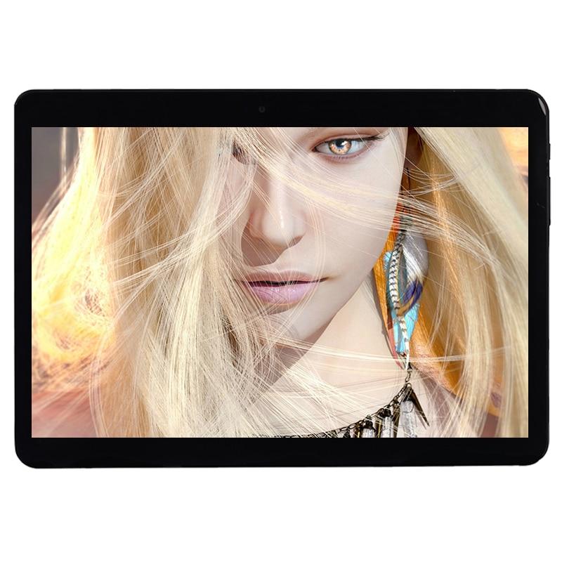 10.1 Inch Tablet PC Octa Core 4G LTE 64GB ROM 4GB RAM Call WiFi Dual SIM Card GPS Bluetooth Phablet 1280*800 IPS HD 7 9 10 автомобильный dvd плеер joyous kd 7 800 480 2 din 4 4 gps navi toyota rav4 4 4 dvd dual core rds wifi 3g