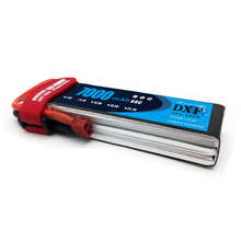 цены DXF 11.1V 7000mAh 60C-120C RC 3s Lipo battery for RC TRX Car Boat Helicopter Rremote Control Hig-rate 3s Batteria