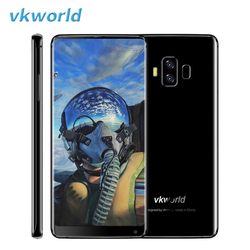 Vkworld S8 4G LTE double carte Sim Smartphone 5.99