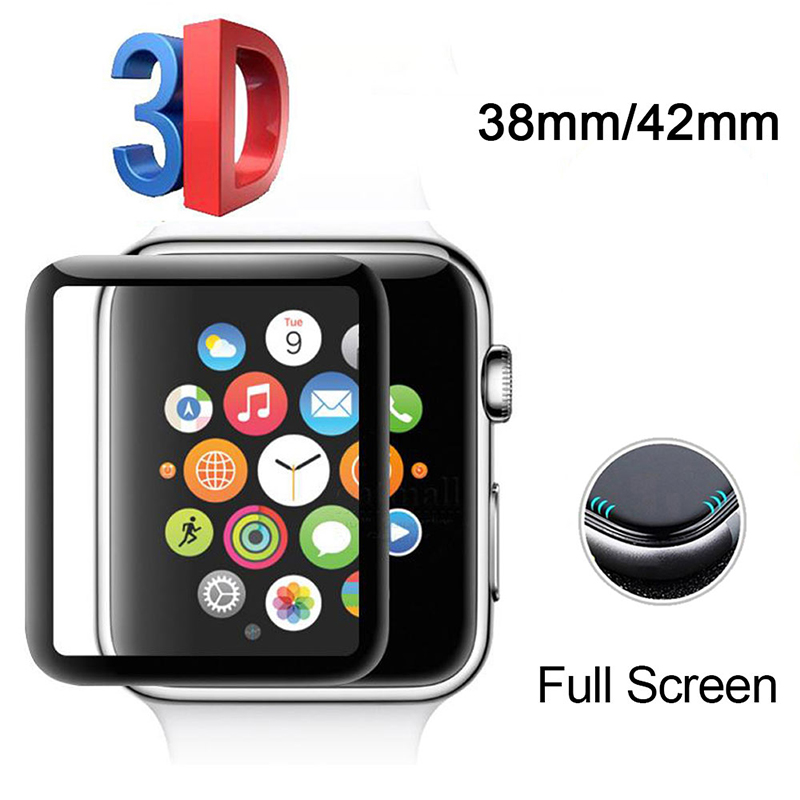 Screen Protector 38/42mm, for Apple Watch Tempered Glass