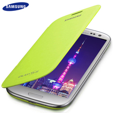 Samsung S3 Flip Case Cover 100% Original Galaxy SIII S 3 i93