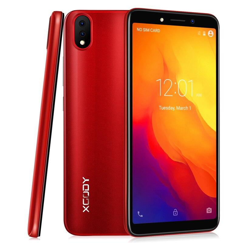 XGODY P20 3G 5 5 Inch Smartphone Android 8 1 18:9 Full