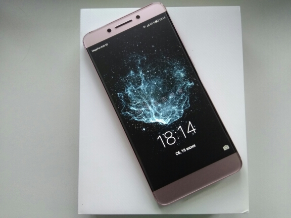 Original LeTV LeEco Le Pro3 X651 5.5 inch Android 6.0  Helio X23 Deca Core 4GB RAM 32GB ROM Fast Charge Mobile Phone