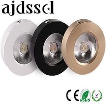 Светодиодный ультратонкий потолочный светильник с поверхностным