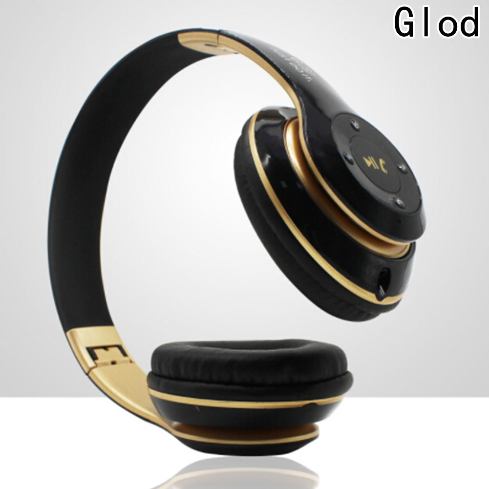 Hot Sale Wireless Bluetooth Headphones With Mic Sport Bluetooth Headset With App Stereo Earphone For Phone Computer
