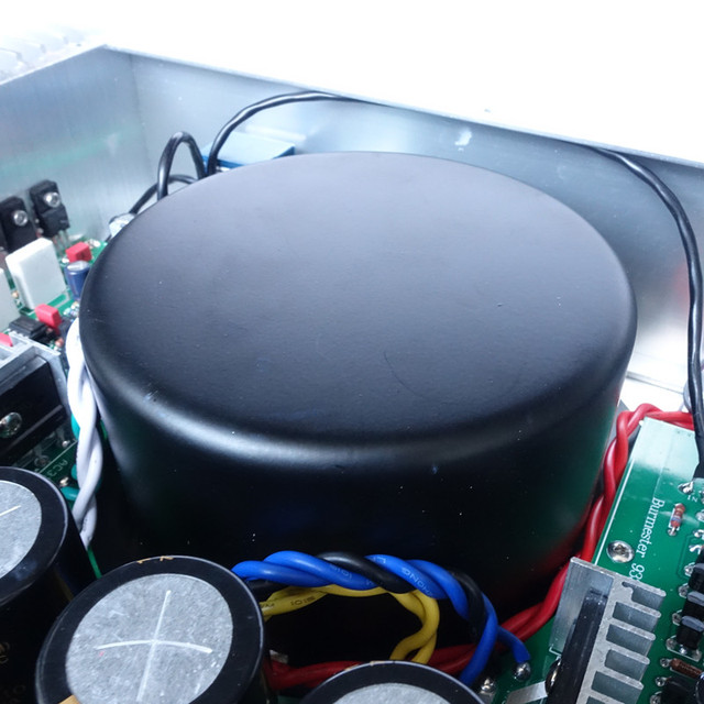 Amplificateur de puissance WEILIANG AUDIO standard 933 se référer à Burmester 933