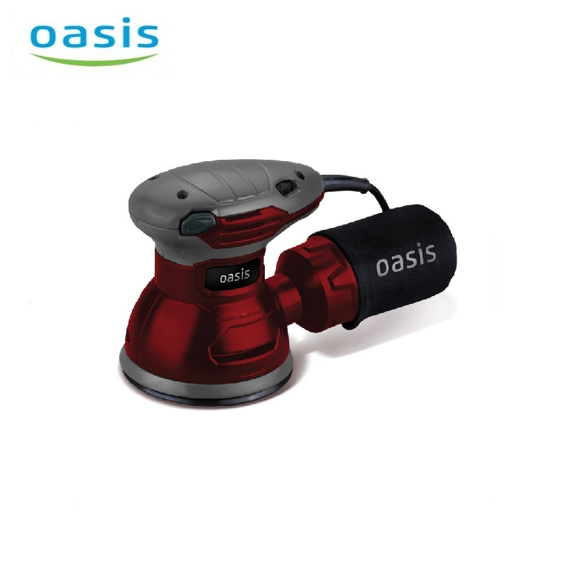 Vibration Eccentric Grinder Oasis GX-30 Grinding Polishing Sandpaper Air Tools Eccentric track Dust exhaust and dust canister eccentric spaces
