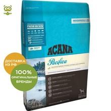 Корм Acana Dog Pacifica для щенков и взрослых собак, Рыба, 6 кг.