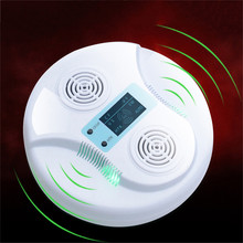 Electronic Ultrasonic Pest Repeller Anti Bat Mosquito Repellent Mouse Control Rejector Insect Cockroach Rat Bug Rejection