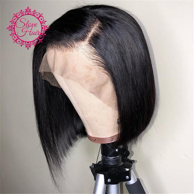 Short Bob Human Hair Wig