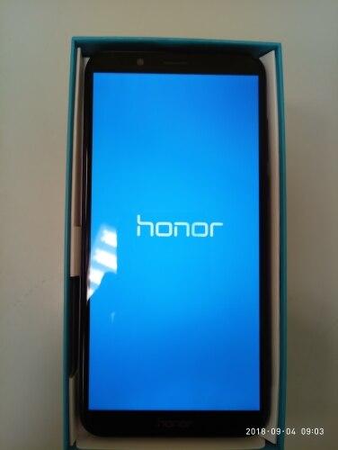"""Cмартфон Honor 7С Pro 32 ГБ. Безрамочный экран 5, 99"""".Эксклюзивно для Tmall.  Доставка из России от 2 дней.【Официальная российская гарантия】"""