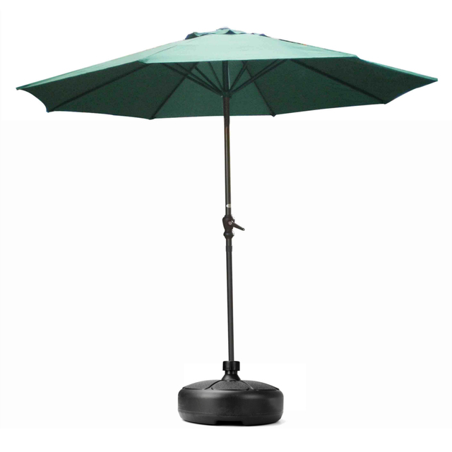 Outdoor Furniture Parasol Garden Umbrella Stand Round Patio Bases Foundation Billboard Holder Sun Shelter Accessories