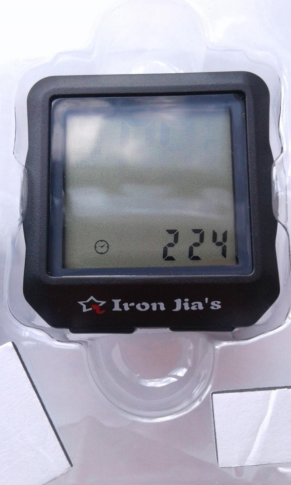 спидометр для велосипеда Многофункциональный водонепроницаемый велокомпьютер с подсветкой (одометр, спидометр, часы, секундомер) Аксессуары для велосипеда  велокомпьютер спидометр