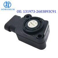 Sensor de posição internacional acelerador novo oem 2603893c91 131973