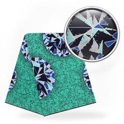 Afrykańska tkanina Ankara z kamieni wysokiej jakości luksusowe wosk drukuj tkanina kwiatowy drukuje bawełniane wosk tkaniny na sukni ślubnej H181207
