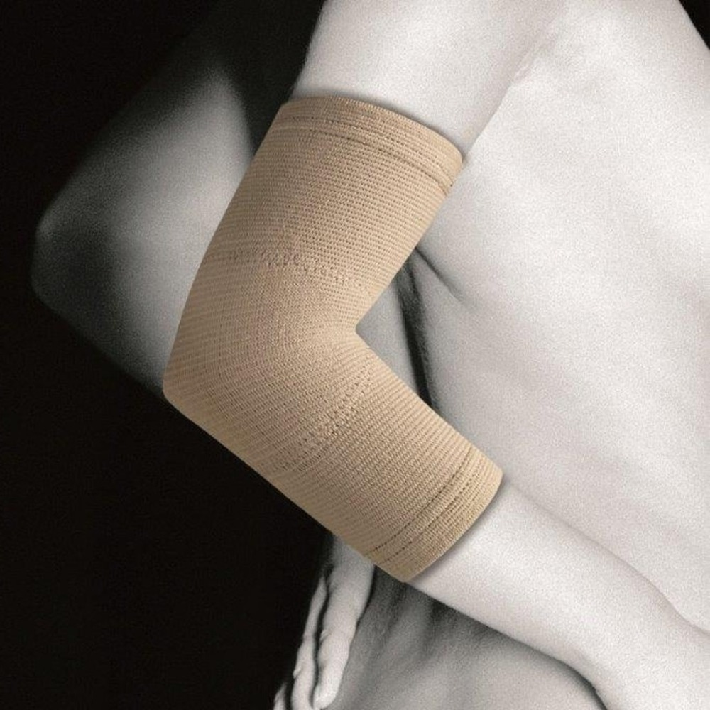 Treatment of joints, health, bandage on the elbow with camel wool,gift, warm up, warm up joints, warming bandage,L, Ecosapiens aurora overman 180