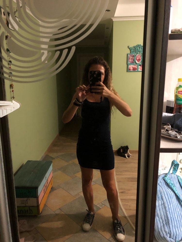 Модные женские туфли пикантные спинки основные Платья для женщин без рукавов Тонкий vestidos жилет Майки Bodycon платье ремень Твердые платье nq657420