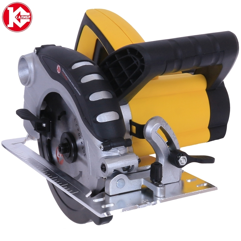 Electric circular saw Kalibr EPD-1500/165D kalibr epd 1700 185 electric circular saw for wood with a blade tool circle saw