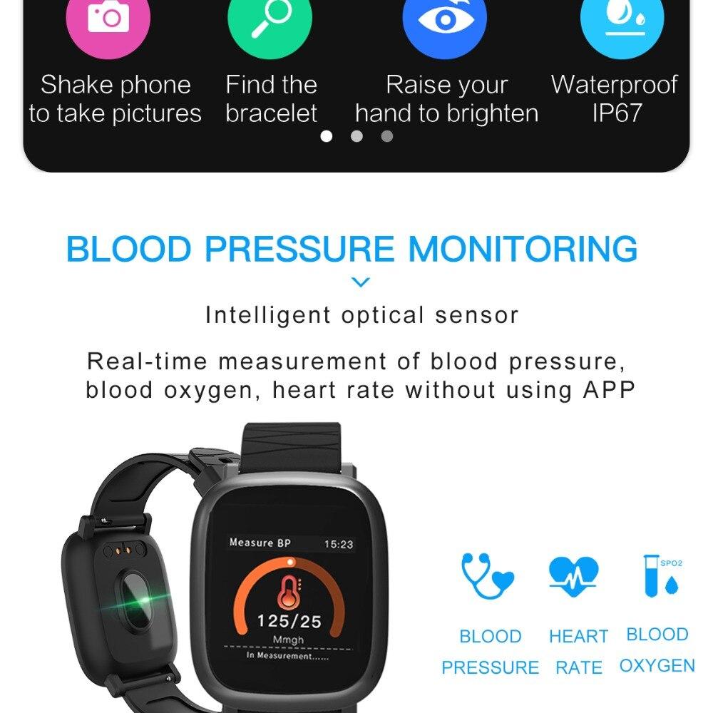 Helen Watch Ultra-Long Battery Life Smartwatch