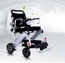 Фотография Good quality folding electric wheelchair for travel