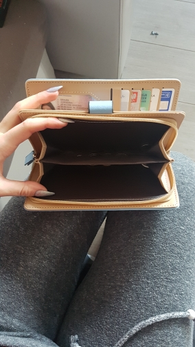 Сач; фиолетовый кошелек; Подкладка Материал:: Полиэстер;