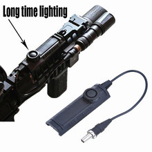 Night Evolution Remote Light Tail Dual Switch airsoft Accessory Switch for always bright