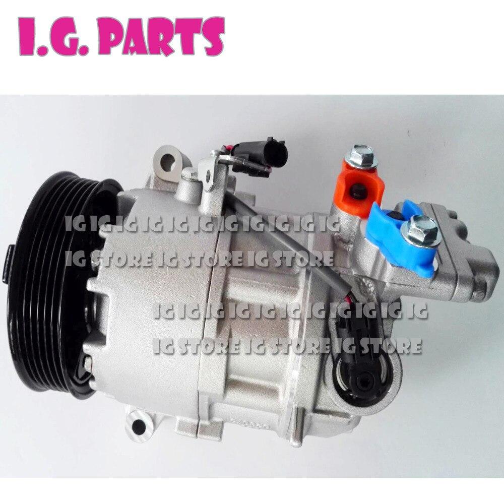 NEW Auto Car Air AC A//C Compressor for BMW E90 E87 318i 116i 120i 320i X1