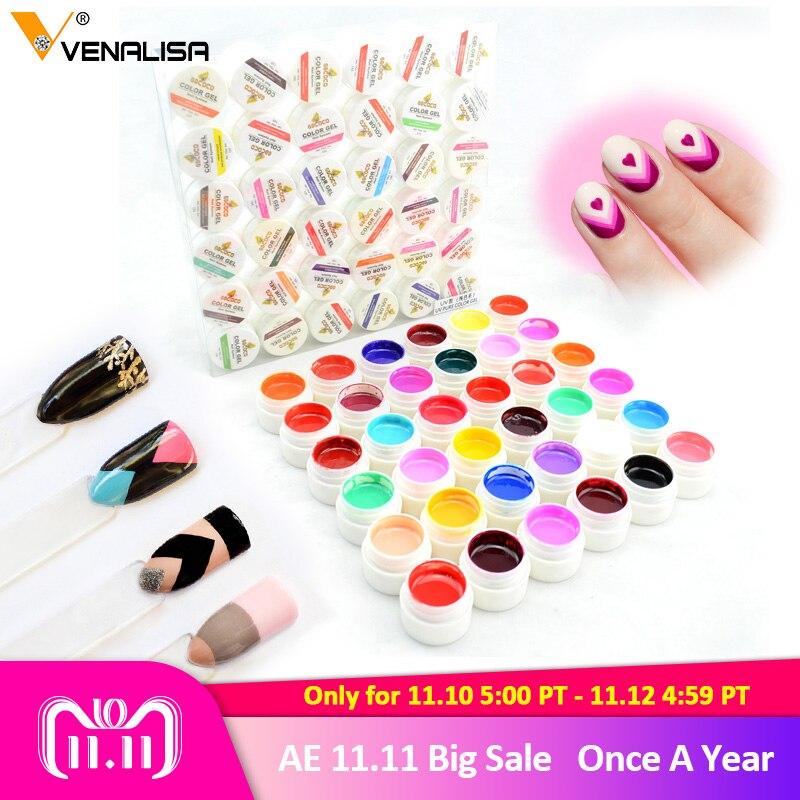 #20204 Hot Sale Canni Nail Polish Painting Output Nail Art Paint GDCOCO UV Nails Kit