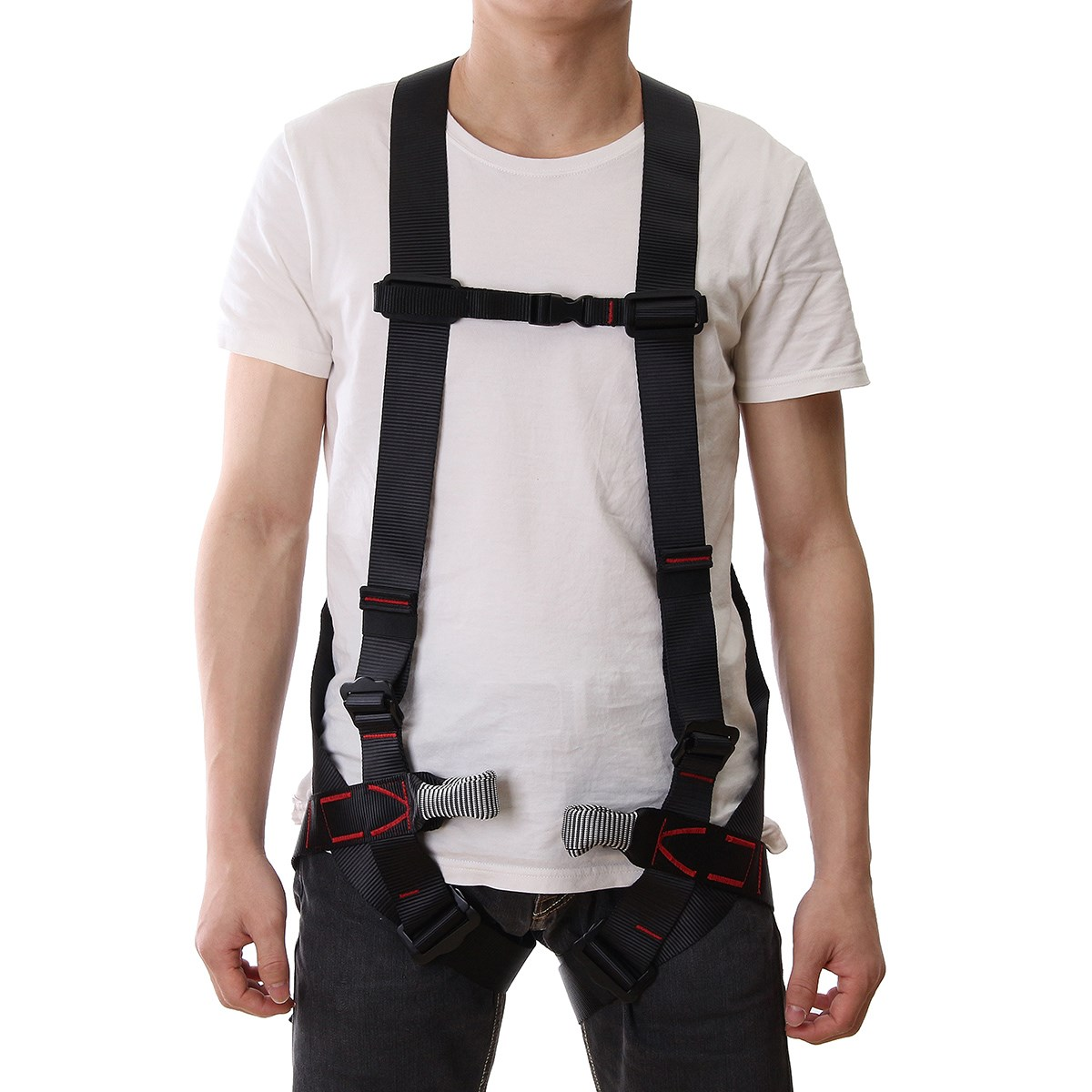 Safurance Outdoor Climb Belt Equipment Safety Harness