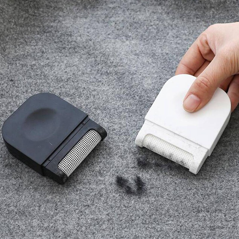 1pc mini Portable manual Hair Ball Clothes Machine Brush Pruning Shaving Mini Trimmer Household Cleaning Products Supply