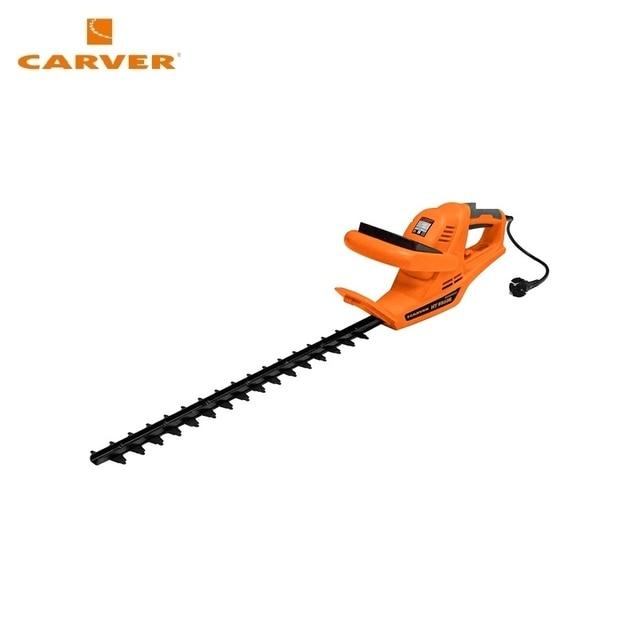 Электрический кусторез CARVER HT-5560 E (550 В, лезвие 60 см)