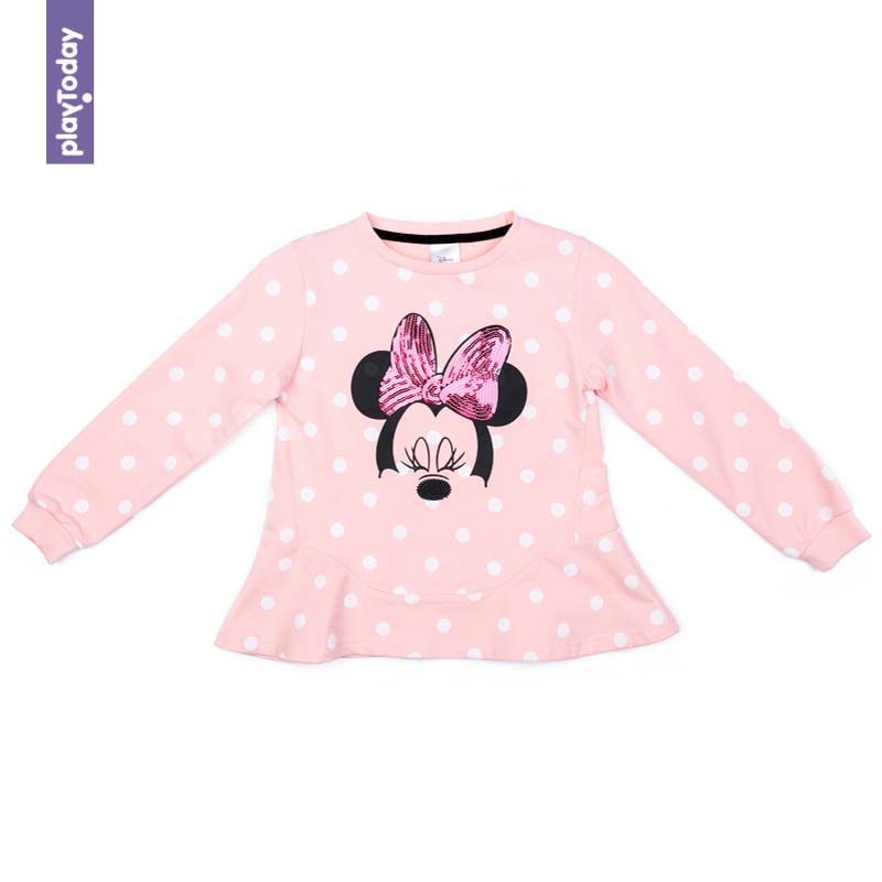 Hoodies and Sweatshirts PLAYTODAY for girls 572102 Children clothes kids clothes