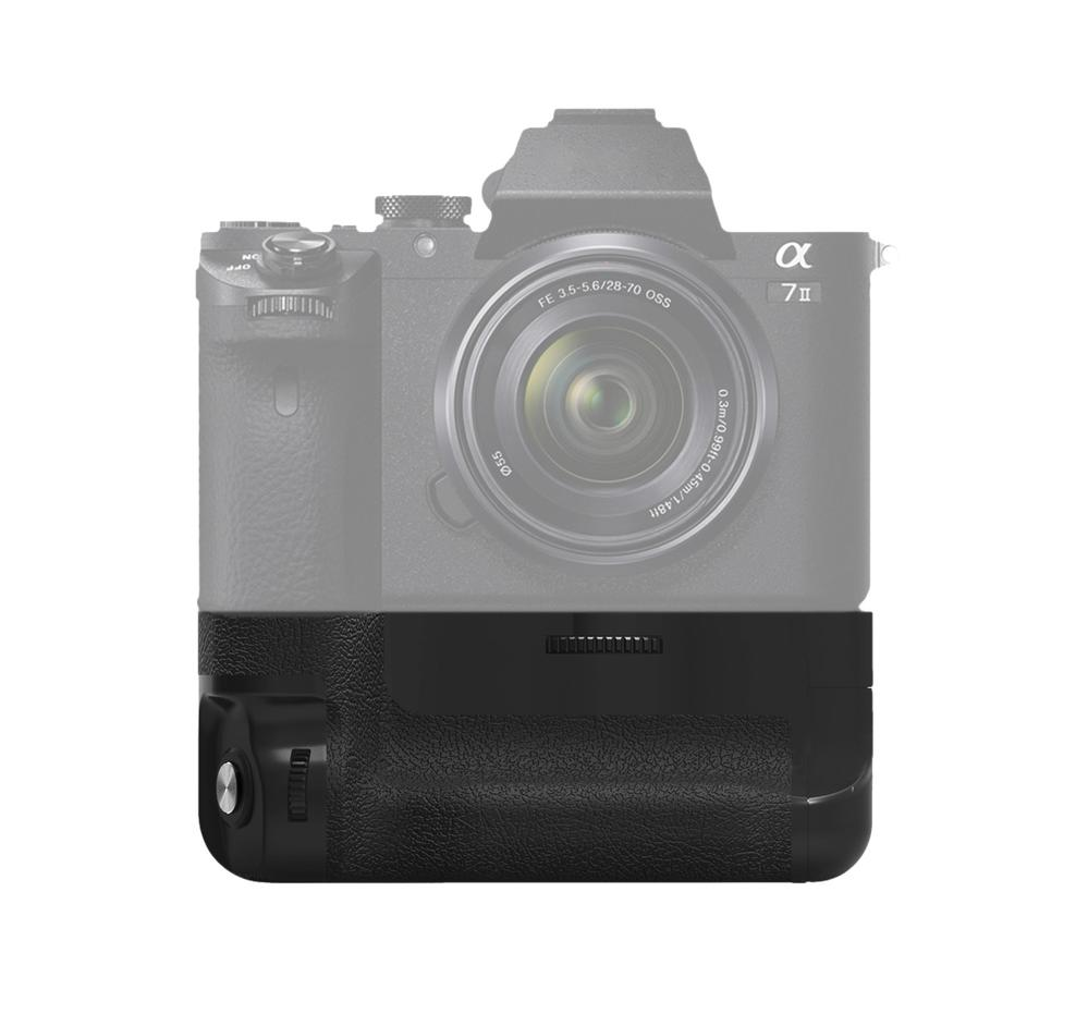 Meike MK-A7 II Professional Battery Grip for Sony A7 II A7R II as Sony VG-C2EM