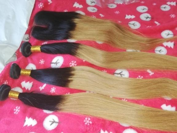 Straight Hair 100% Human Hair Bundles Natural Color 1/3/4 Bundles Indian Hair Extensions MIHAIR Straight Remy Hair Weaves